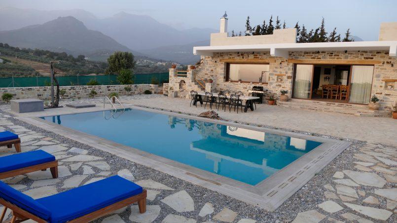 Villa Zeus & Dione