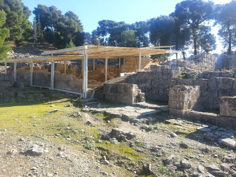 Agia Triada Archaeological site