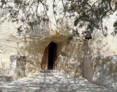 Martsalo beach monastery