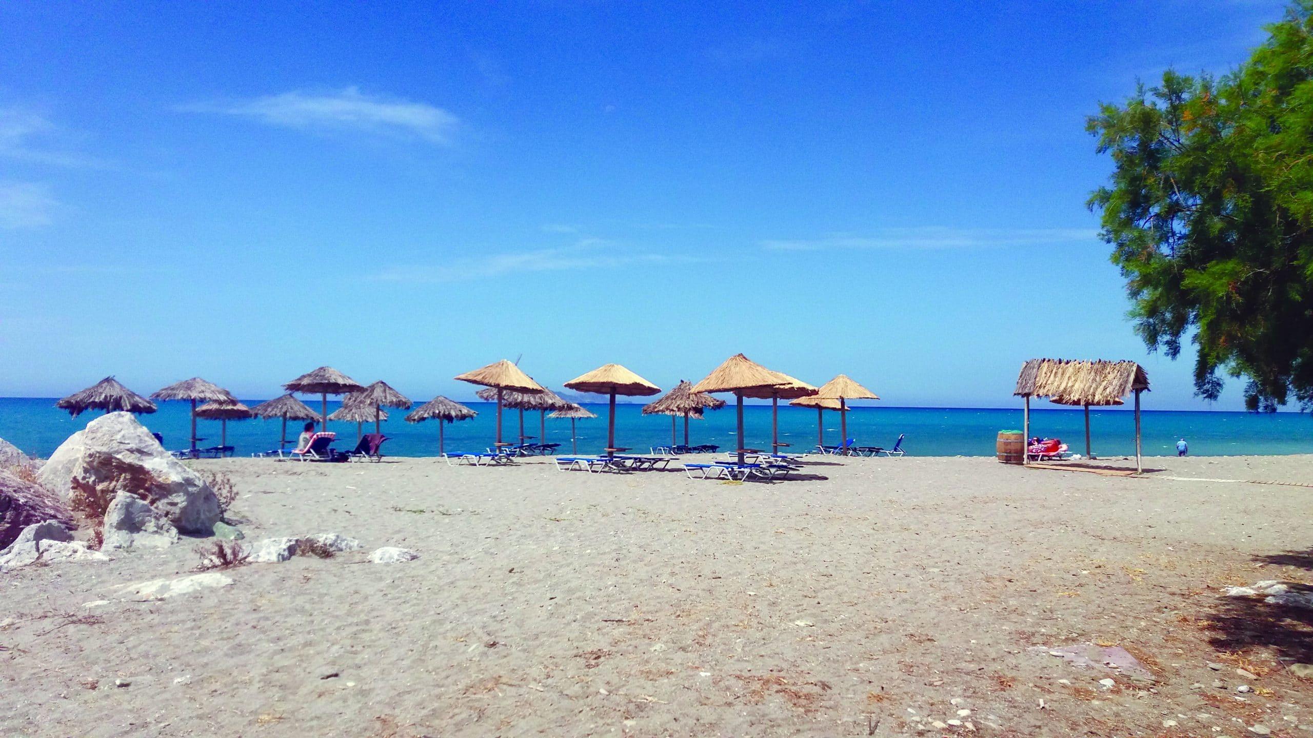 Kokkinos Pirgos Beaches