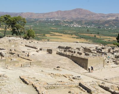 Palace of Phaistos