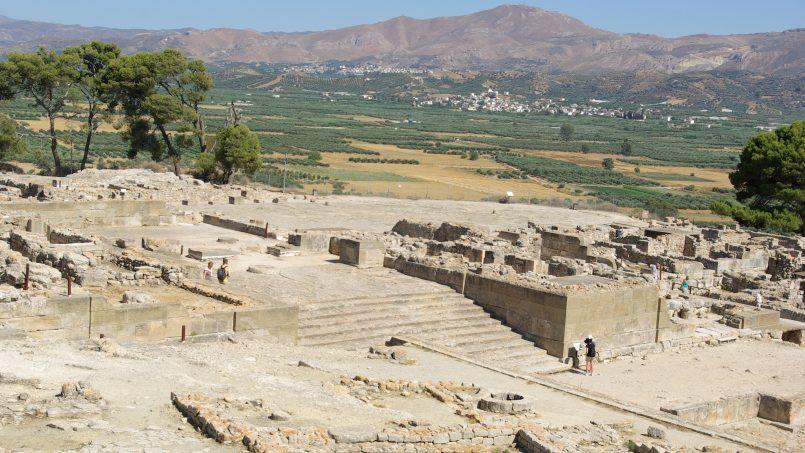 Palace of Phaistos