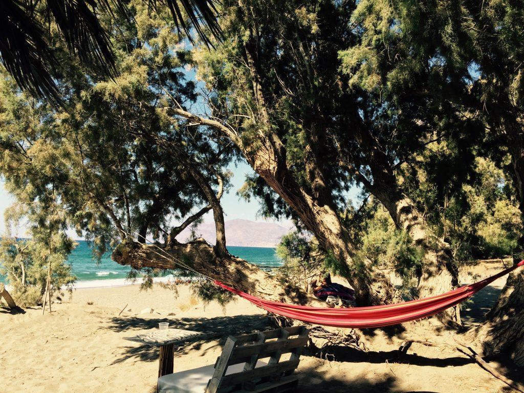 Karibu, Komos Beach