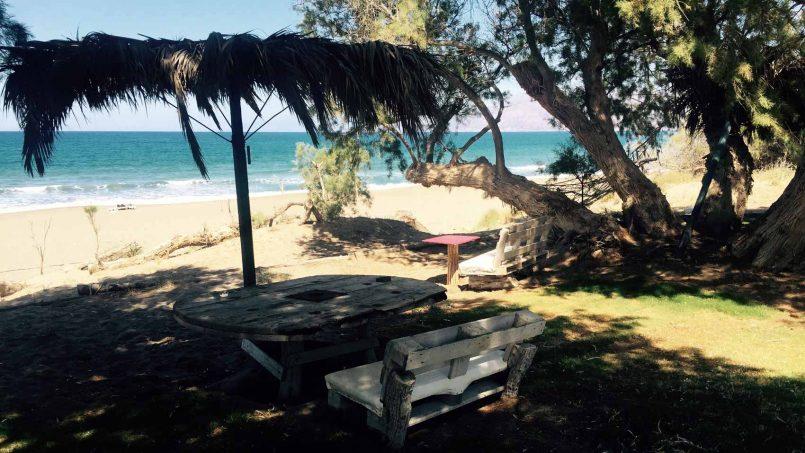Karibu Kommos Beach