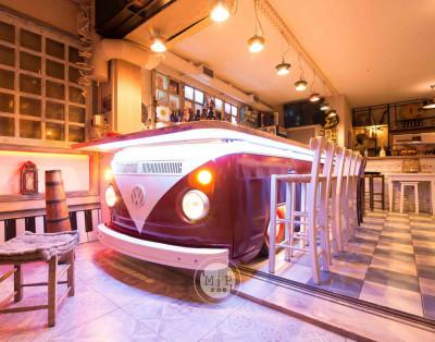 Music cafe, Matala