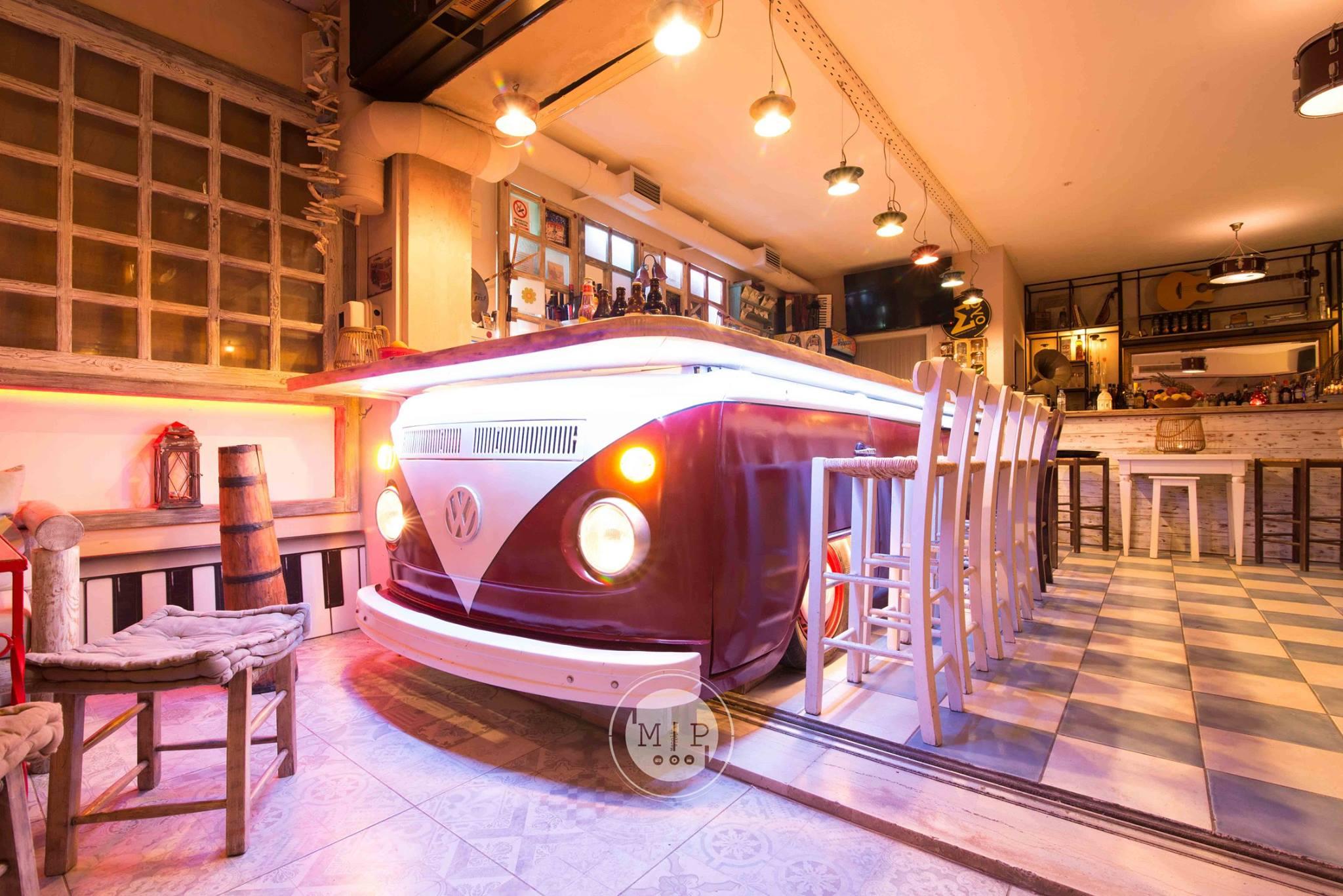 Music cafe / Mousiko Kafenio