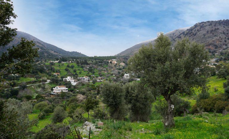 Voriza, South Crete