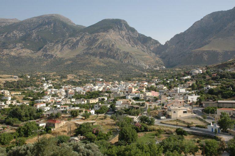 Zaros, South Crete