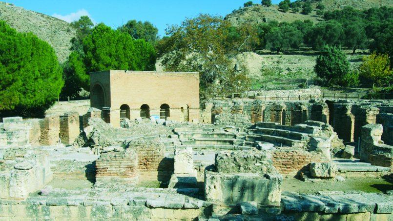 Gortyna, South Crete