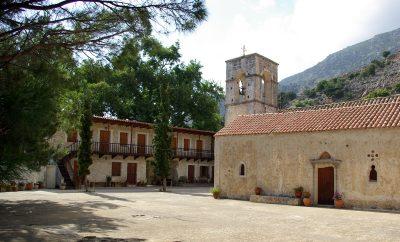 Monasteries Vrontisi & Varsamonero