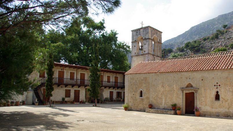 Monastery Vrondisi