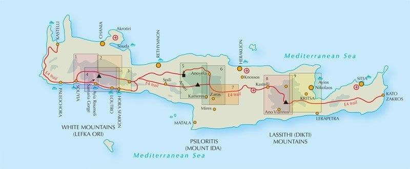 e4 Crete