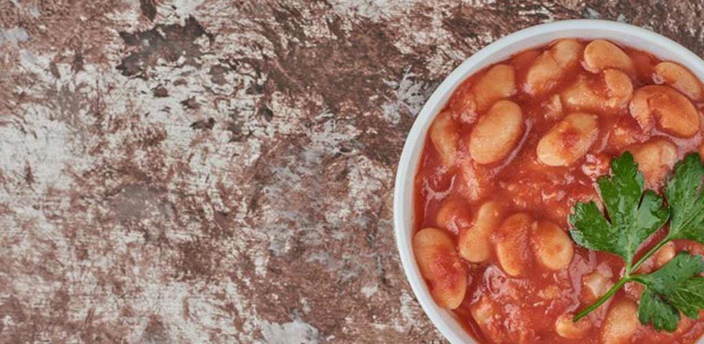 white beans, winter food Crete