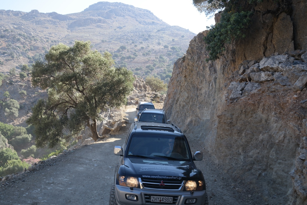 South Crete Safari Tours