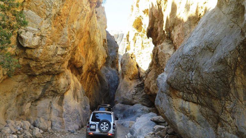 South Crete Safari