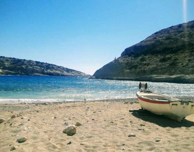 Kreta Inside - secluded bays South Crete