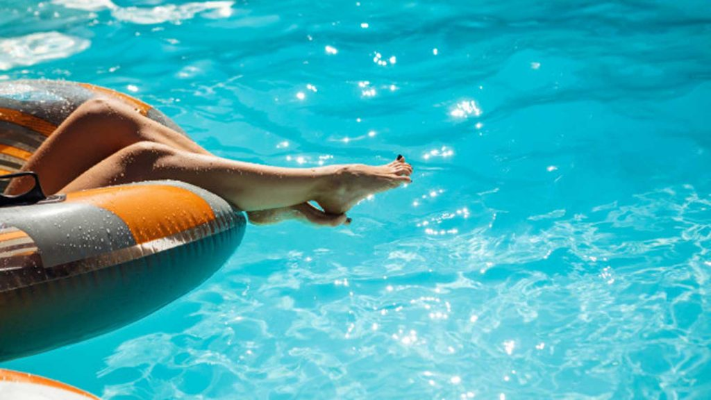 Pool ZeusDione, Lagolio