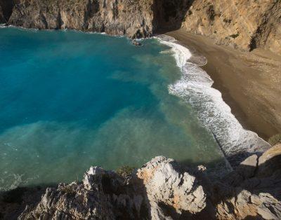 Agiofarango South Crete beaches
