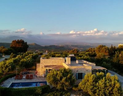 Villa Chalikia – Country House and Dream Villa with Private Pool