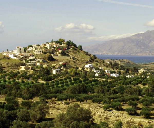 Village of the Messara, South Crete
