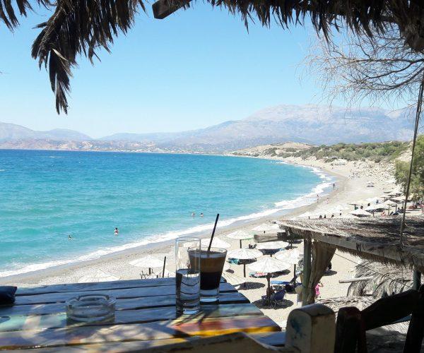 Komos Beach, South Crete